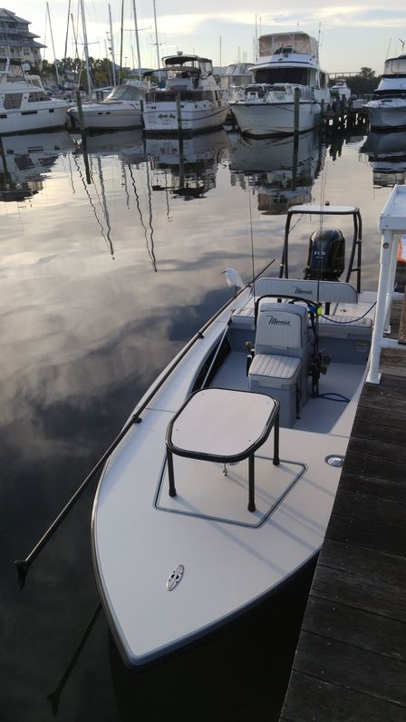key west fly fishing guides flats boat
