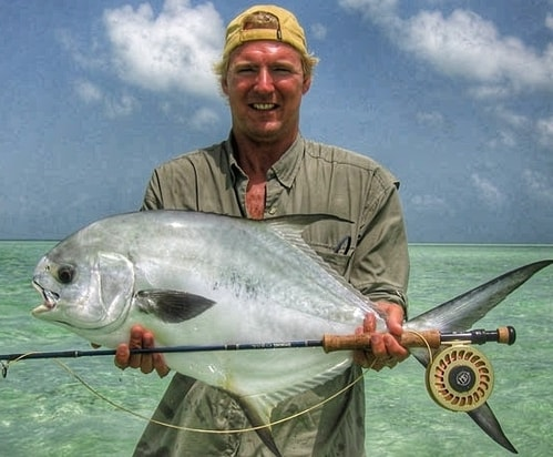 Florida Keys Permit fly fishing
