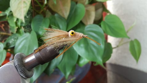 Key west Bonefish Flies for deep water